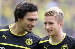 Matts Hummels & Marco Reus